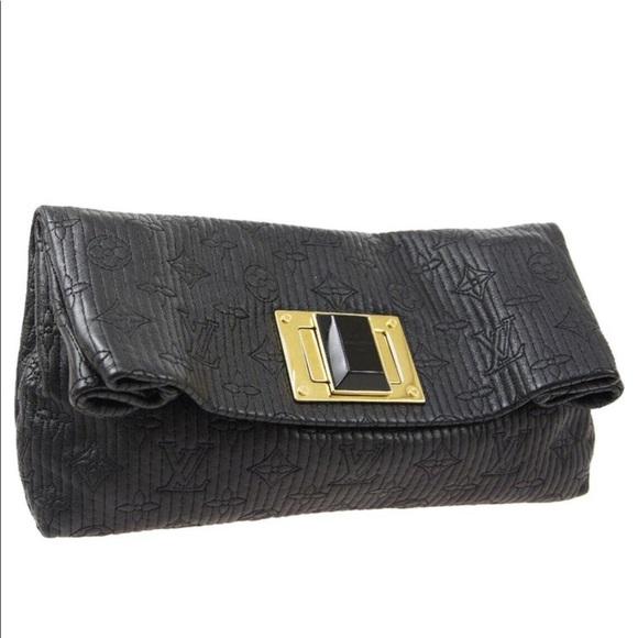 Louis Vuitton Handbags - Authentic Louis Vuitton limited edition clutch
